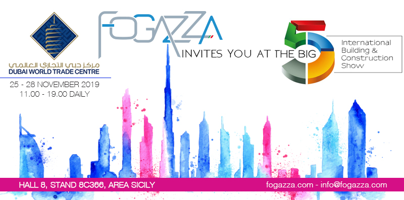 invito fiera Dubai 2019